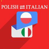 Polish Italian Translator icon