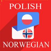 Polish Norwegian Translator icon