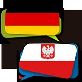 German Polish Translator icon
