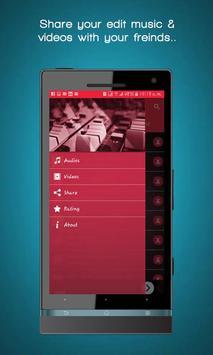 Polly Audio Video Cutter apk screenshot