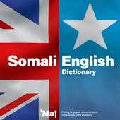 Somali English Dictionary icon