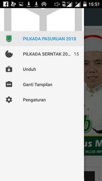 POLLING PILKADA PASURUAN 2018 poster