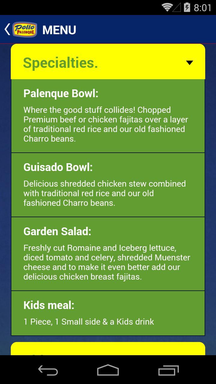 Pollo Palenque 3