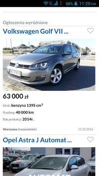 Samochody Używane Polska screenshot 4