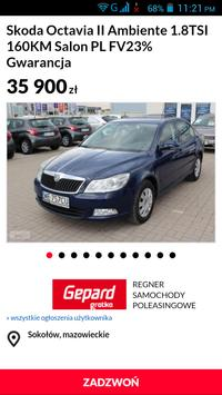Samochody Używane Polska screenshot 5