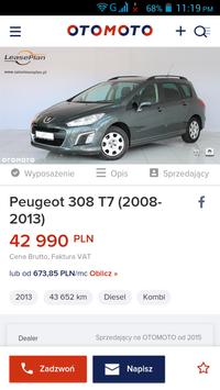Samochody Używane Polska screenshot 8