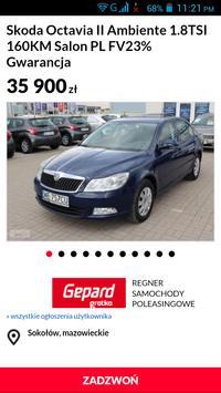 Samochody Używane Polska screenshot 17