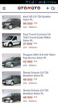 Samochody Używane Polska screenshot 1