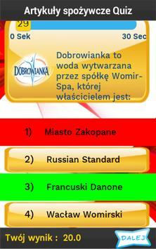 Polskie Marki Quiz I screenshot 7