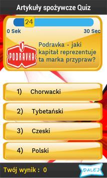 Polskie Marki Quiz I screenshot 10