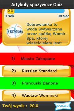 Polskie Marki Quiz I screenshot 3