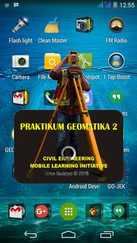 Geomatics 2 ( Ayo Pindah ke GeomatikaDroid) poster