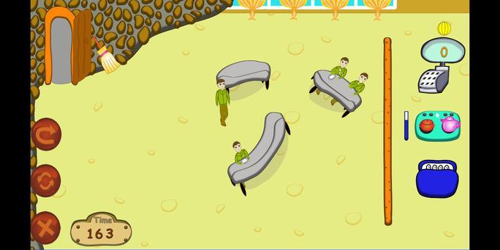 Cafe Role Playing Game apk screenshot