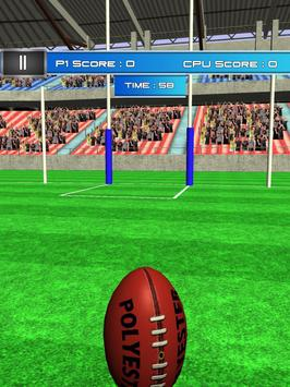 Footy Kick - Aussie Rules apk screenshot