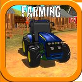 Farming Game -  Tractor Driver icon