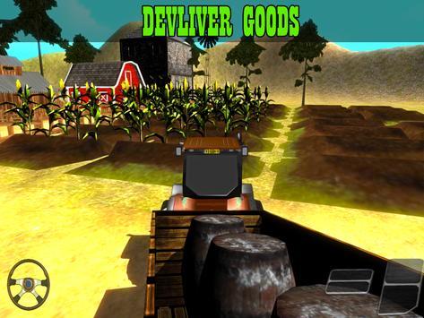 Farming Game -  Tractor Driver screenshot 8