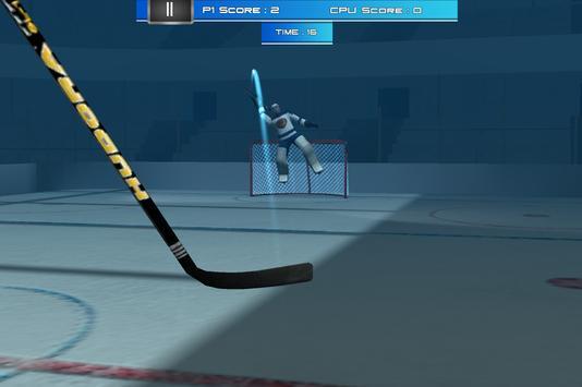 Ice Hockey Game Shoot Out apk screenshot