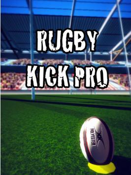 Finger Rugby Kick Flick apk screenshot