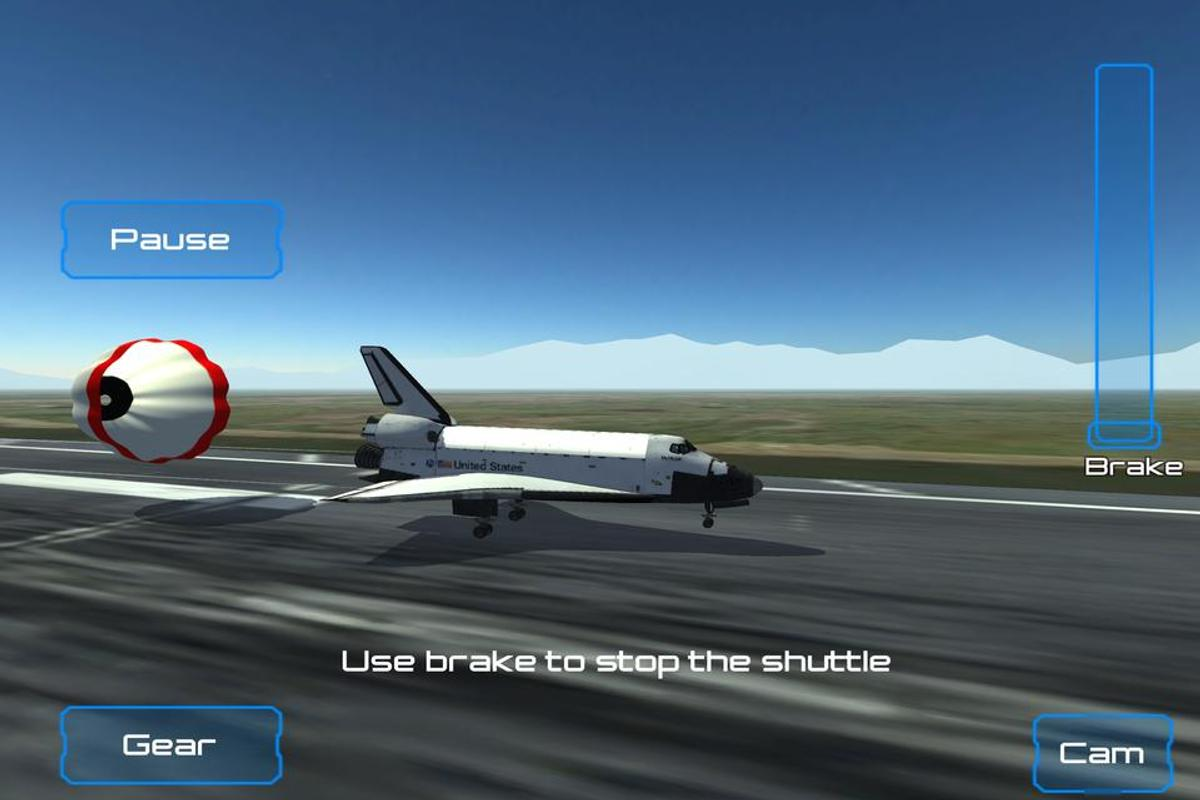 space shuttle simulator hd apk - photo #22