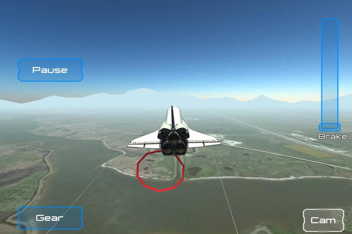 space shuttle pilot simulator mod apk - photo #24