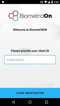 BiometridON poster