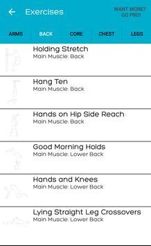 Stretch Fitness apk screenshot