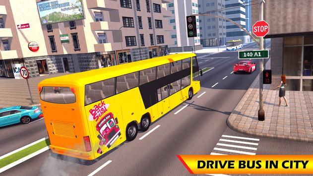 欧洲客车2018年驾驶:城市公路我们 截图 8