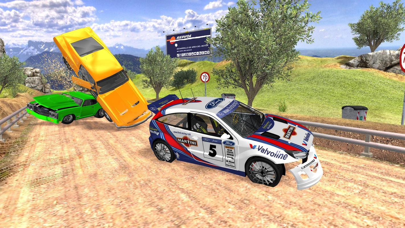Realistic Accident Car Crash Simulator For Android