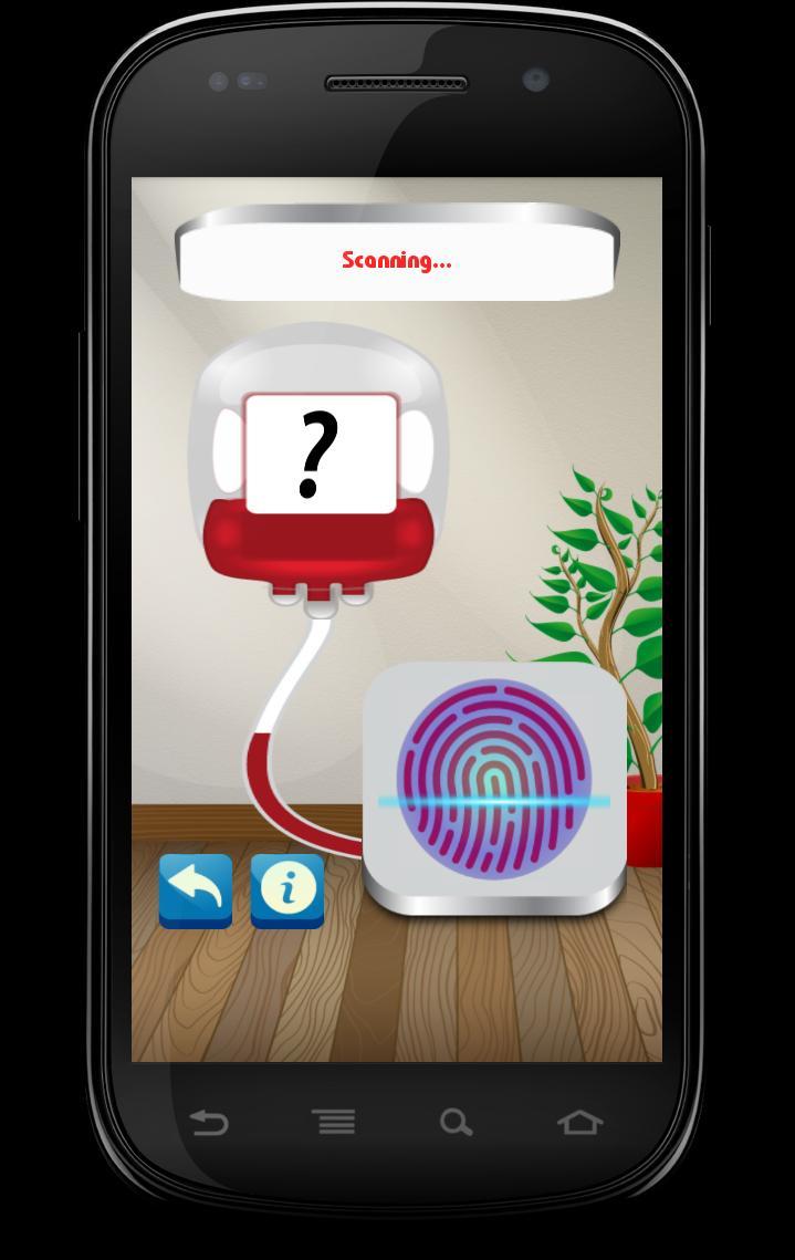 Golongan Darah Scanner Prank For Android Apk Download