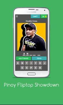 Pinoy Rapper Battle screenshot 1