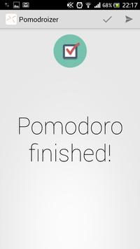 Pomodroizer apk screenshot