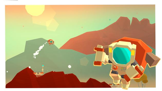 Mars: Mars पोस्टर
