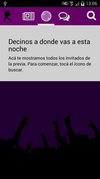 Warmapp Boliches Buenos Aires apk screenshot