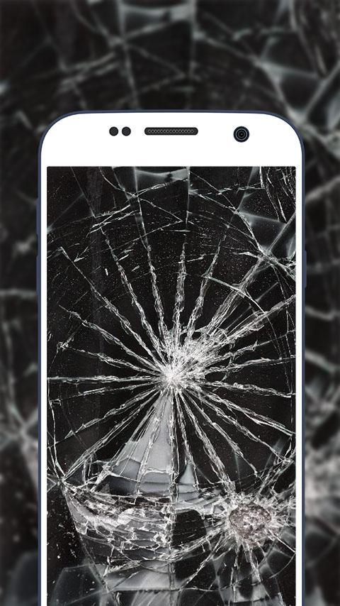 Broken Screen Wallpaper For Android Apk Download