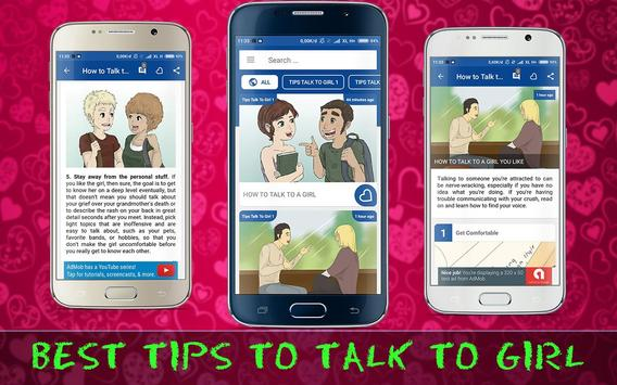 How To Talk To a Girl App for Android - APK Download