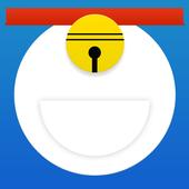 PoNo Doraemon Theme Free icon