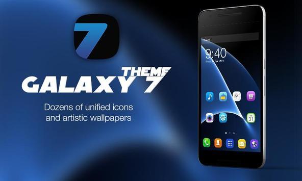 S7 Theme for Launcher apk screenshot