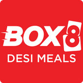 BOX8 - Order Food Online | Food Delivery App icon