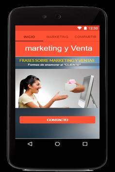 Marketing y Venta poster