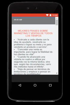 Marketing y Venta screenshot 1