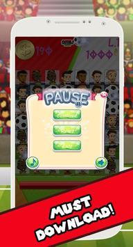 Match 3 Euro Soccer Stars apk screenshot