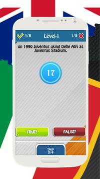 Bianconero Quiz (English) screenshot 1