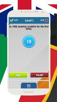 Bianconero Quiz (English) screenshot 8