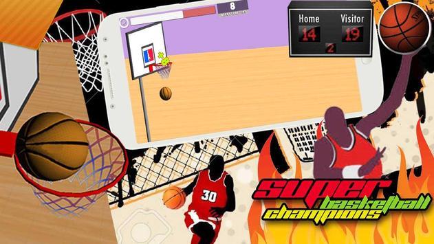 Super Basketball Champions poster