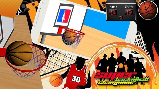 Super Basketball Champions apk screenshot