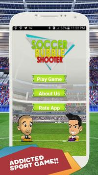 Soccer Bubble Shooter poster