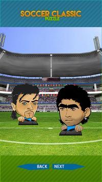 Soccer Classic Puzzle apk screenshot