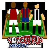 Soccer Fun Memory icon