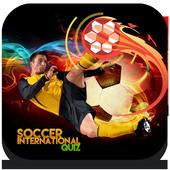 Soccer International Quiz icon