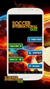 Soccer International Quiz apk screenshot